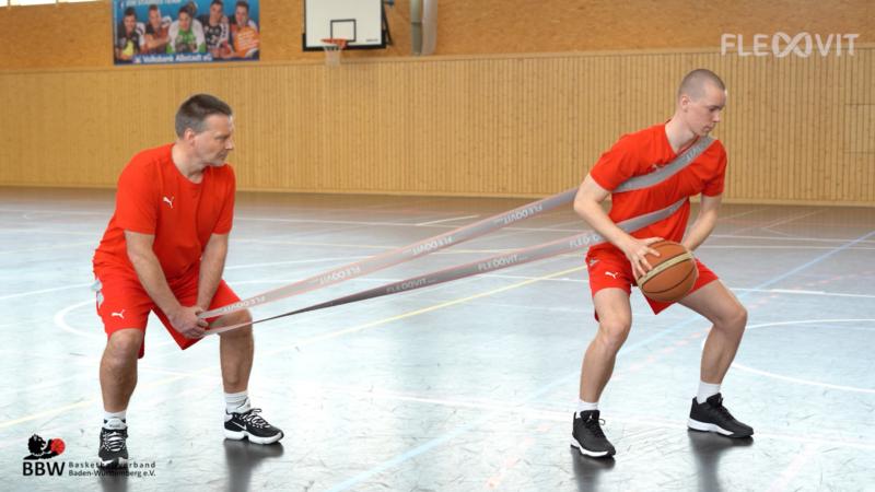 FLEXVIT ist neuer Partner des Basketballverbands Baden-Württemberg