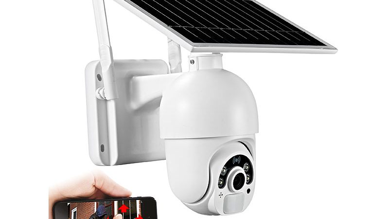 7links Pan-Tilt-Überwachungskamera IPC-700.slr
