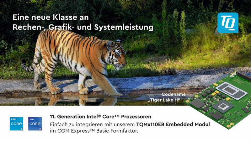 TQ präsentiert neues COM Express Basic Modul