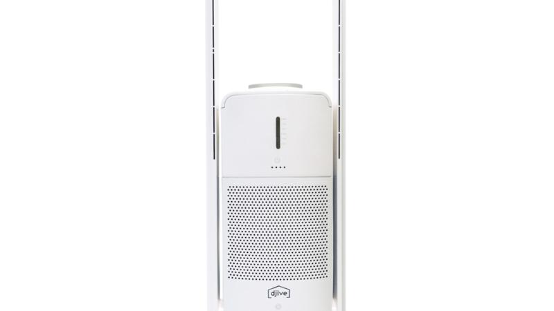 djive Flowmate ARC Humidifier – einfach saubere Luft und besseres Raumklima