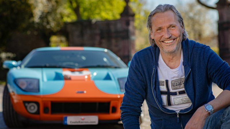 CooleKarren.com – neue, faszinierende Auto- und Lifestyle-Plattform mit täglichen Auktionen geht live