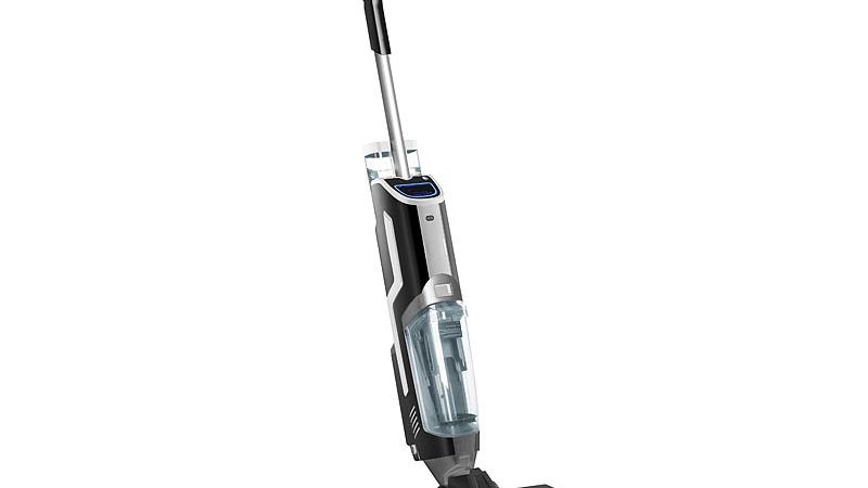 Sichler Haushaltsgeräte 3in1-Boden-Wasch-Sauger BWS-300