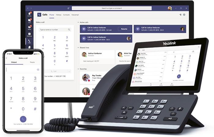 Telefonie und Meetings: Net at Work führt mit Workshops in das Universum von Microsoft Teams ein