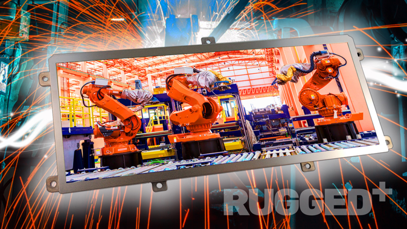 Ready to connect: TFT displays from KOE now as kit solution