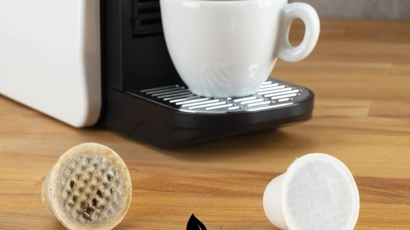 Kaffeekapseln aus Zellulose – Papercapz revolutionieren den Markt der Kaffeekapseln