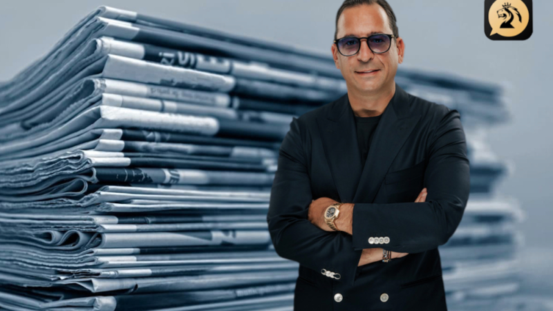 G999, GStelecom, GSmedia, GSB Group: Josip Heit takes over German media group: BERLINER TAGESZEITUNG, Deutsche Tageszeitung and Berliner Tageblatt