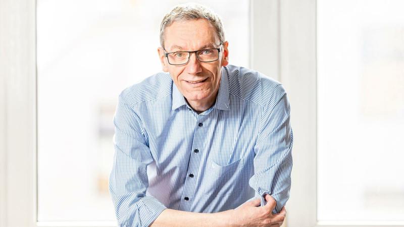 Frank Krell: Menschen begleiten – befähigen – bewegen