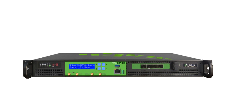 Aukua Systems Introduces New XGA4250 High Speed 3-in-1 Ethernet & IP Test Platform