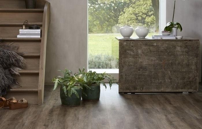 Vorteile des neuen Rigid Designbodens berryAlloc Spirit Home