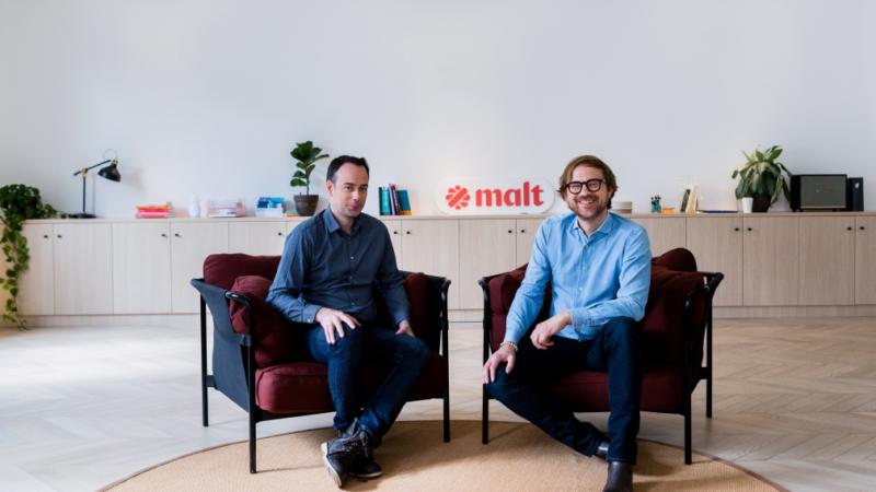 Freiberufler-Marktplatz Malt sammelt 80 Millionen Euro.