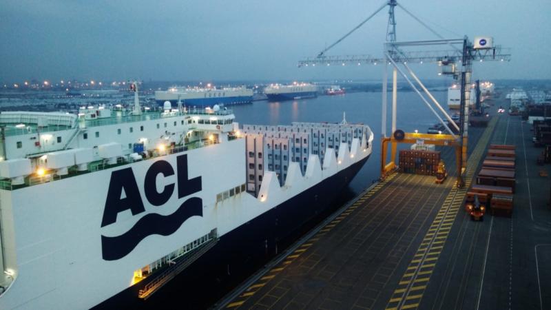 Antwerp Euroterminal NV: Mehr Service dank optimierter Datenintegration