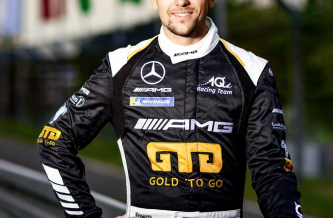Jump! Angriff des GOLD-TO-GO-Mercedes-AMG 24H Nürburgring