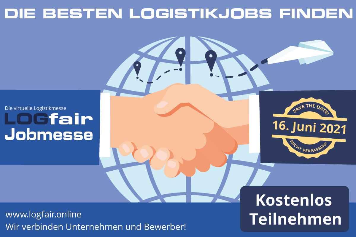 LOGfair Jobmesse ab dem 16.06.2021
