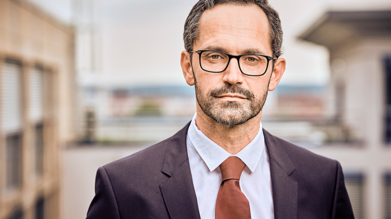 New CEO at the VSB Group