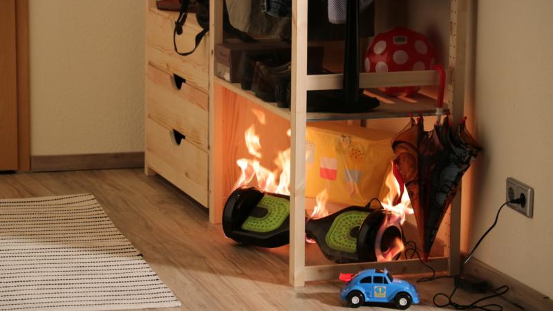 Hoverboards –  zum Teil brandgefährliche Schnäppchen