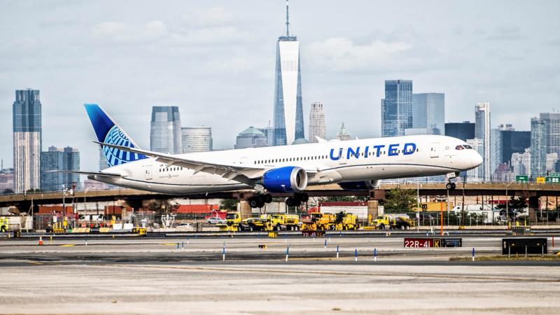 30 Jahre Frankfurt-New York: Wichtige Flugverbindung von United Airlines feiert Jubiläum