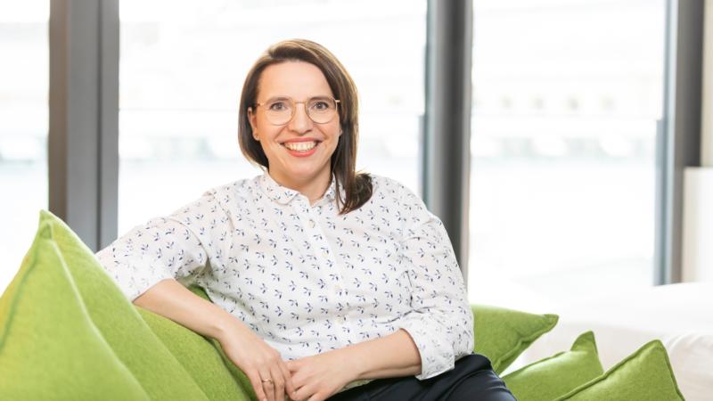 Andrea Bassüner – wirksam, sinnvoll und mit Freude arbeiten