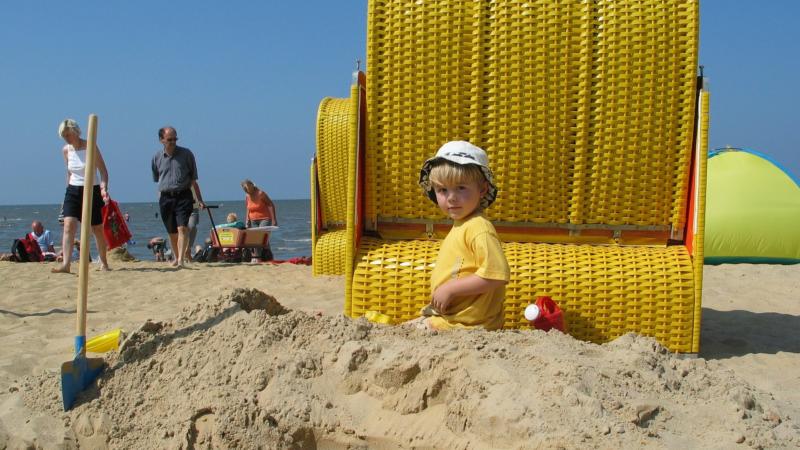 Familienurlaub im Ferienhaus: Unfällen vorbeugen