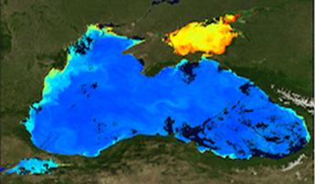 KI von Copernicus analysiert Ozeanfarbe und hilft bei der Meeresforschung