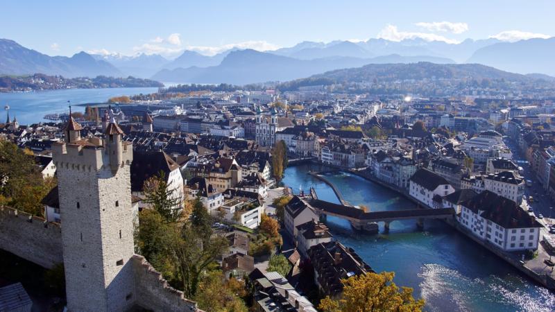 Luzern Tourismus feiert in diesem Sommer am Berg, auf dem See und in der Stadt