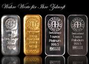 Edelmetalle – ihr Stellenwert in der Vergangenheit und in der Zukunft