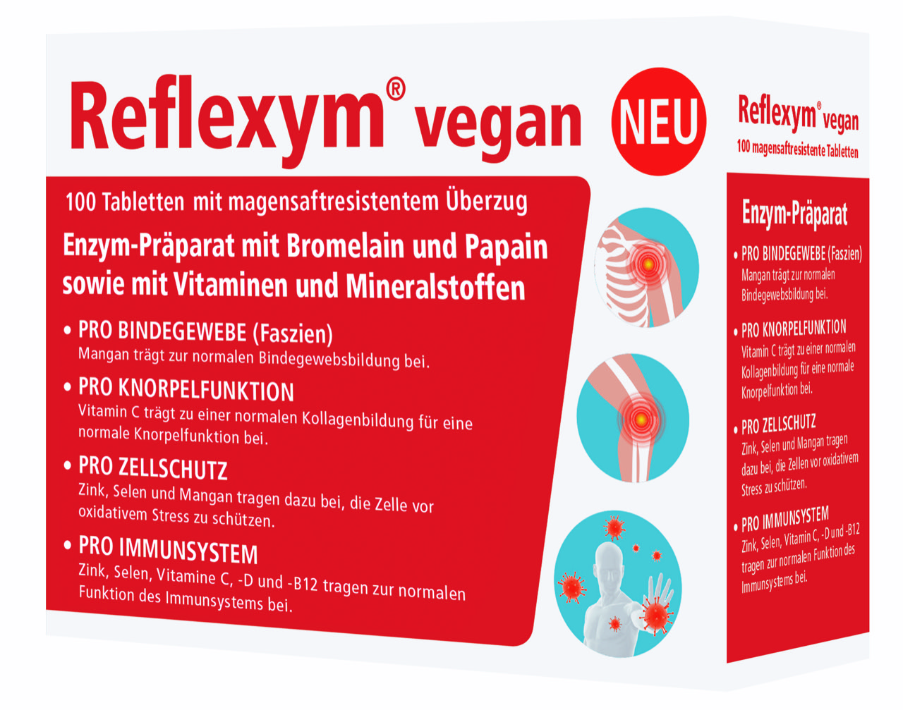 Neu: Veganes Enzym-Präparat in Apotheker-Qualität