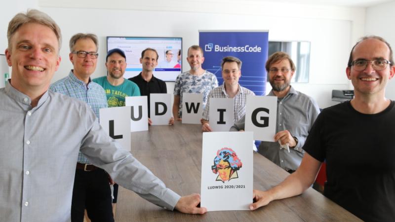 """BusinessCode mit """"Ludwig 2020/21"""" für beste Unternehmensnachfolge ausgezeichnet"""