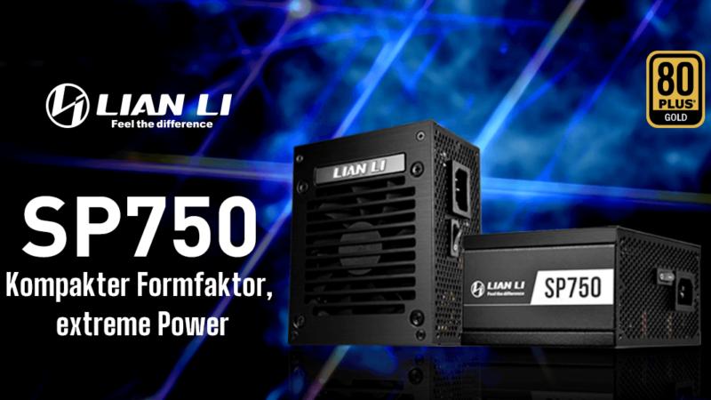 LIAN LI SP750: Kompakt und kraftvoll