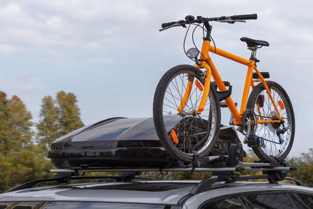 Fahrräder sicher mit dem Auto transportieren – Verbraucherinformation der ERGO Versicherung