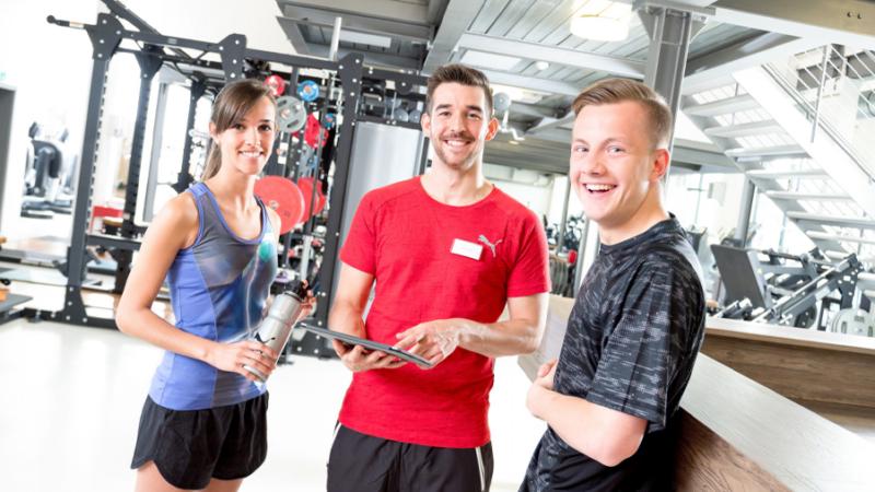 Erfolgreiche Kombination von Training und Management