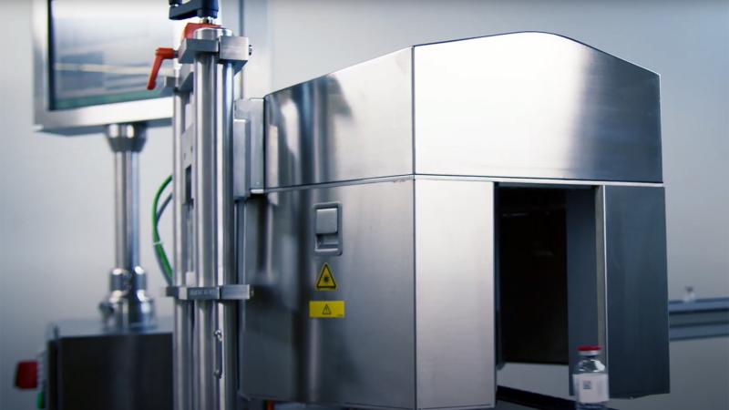 Neue T60 Integrated 360 Serie von Mettler-Toledo vereinfacht Serialisierung und Aggregation bei Flaschen und Ampullen