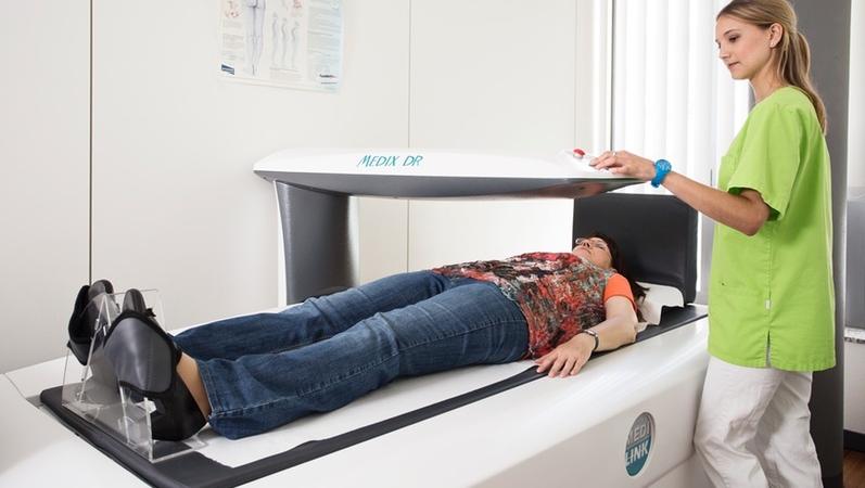 Knochendichtemessung: Wichtig nach der Menopause