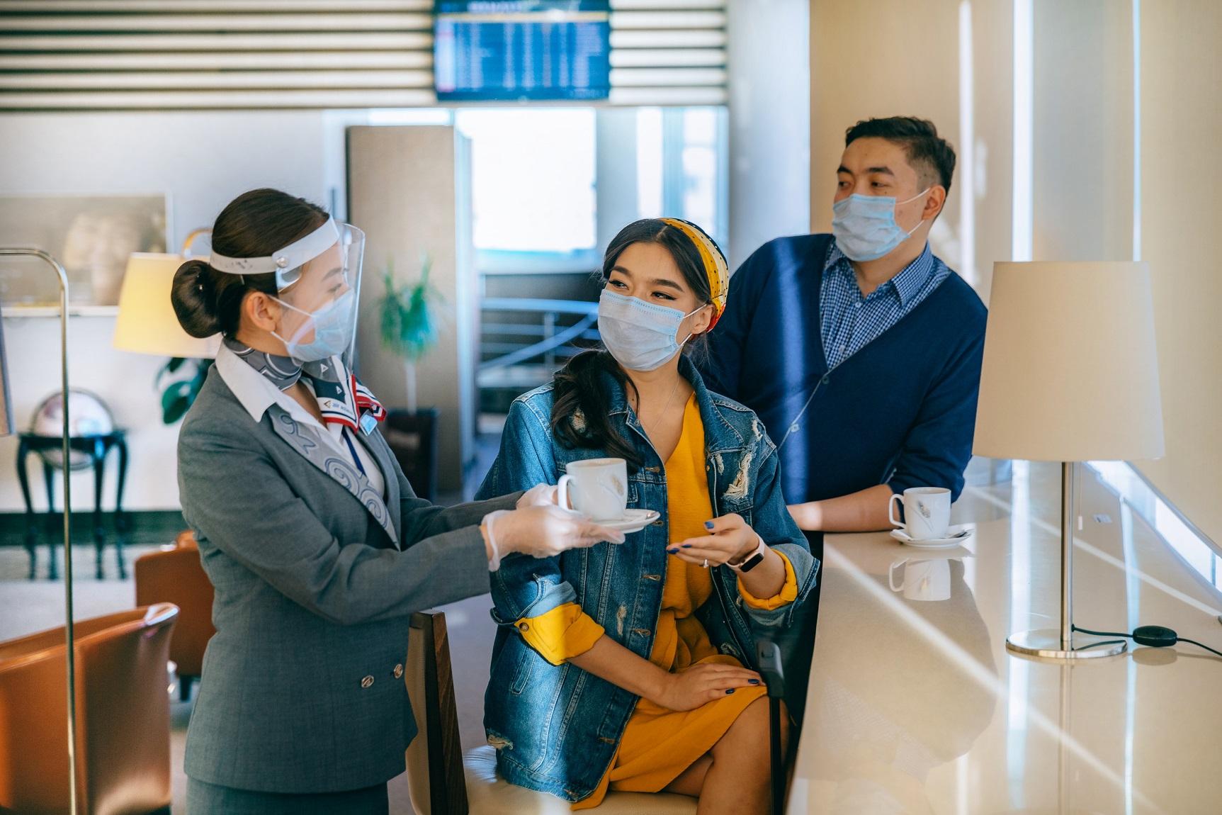 """Air Astana erhält 5-Sterne-Rating von Skytrax im Bereich """"Covid-19 Safety"""""""