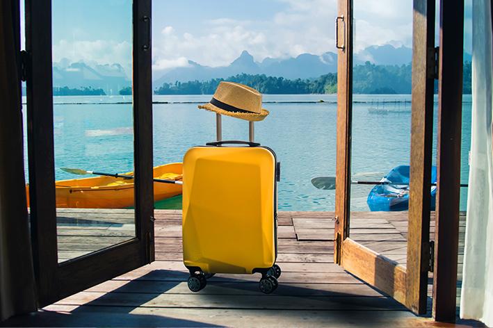 Ferienwohnung privat an Urlauber vermieten: Welche steuerlichen Varianten gibt es?