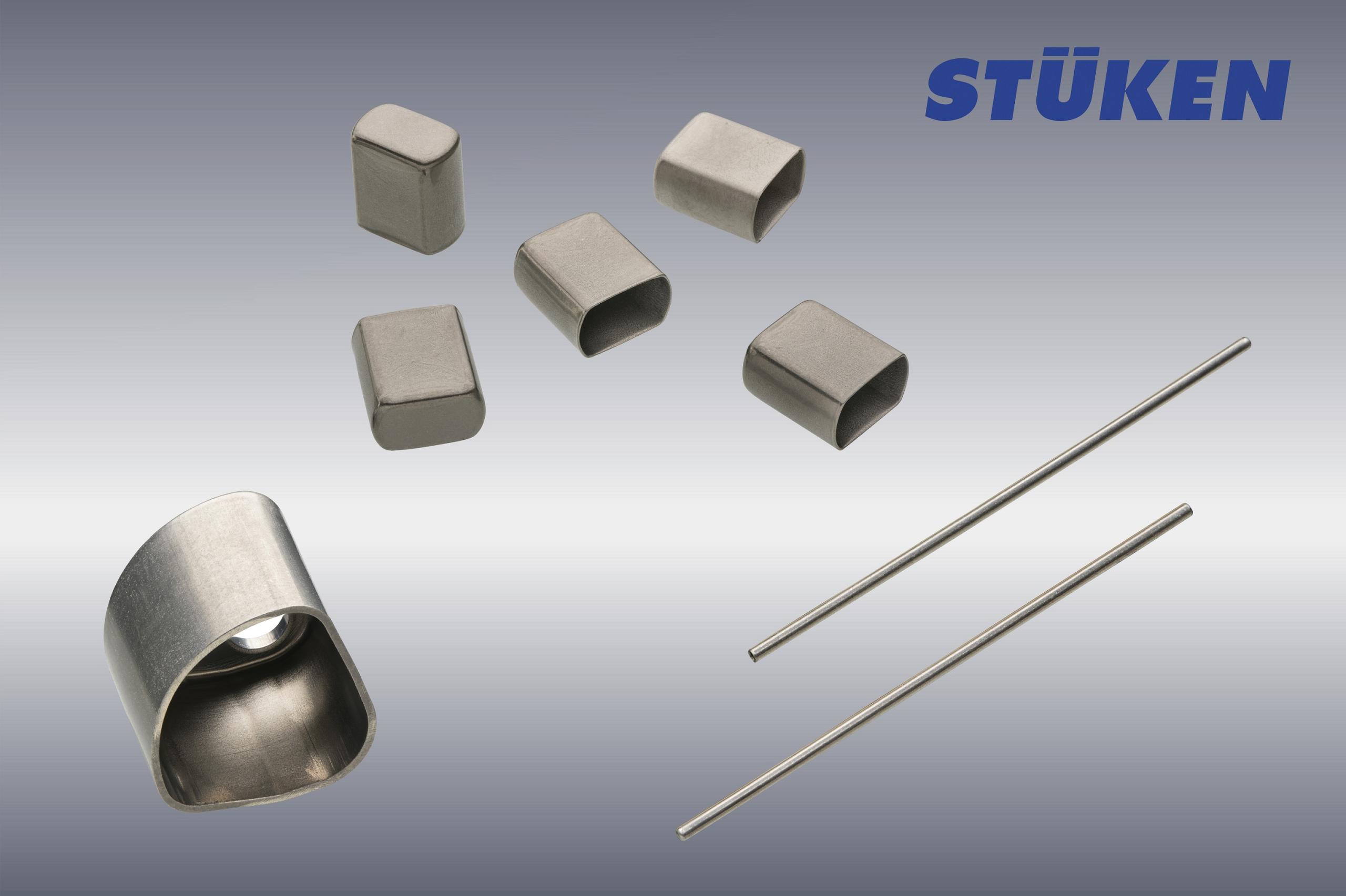 STÜKEN offers new possibilities for deep drawing titanium