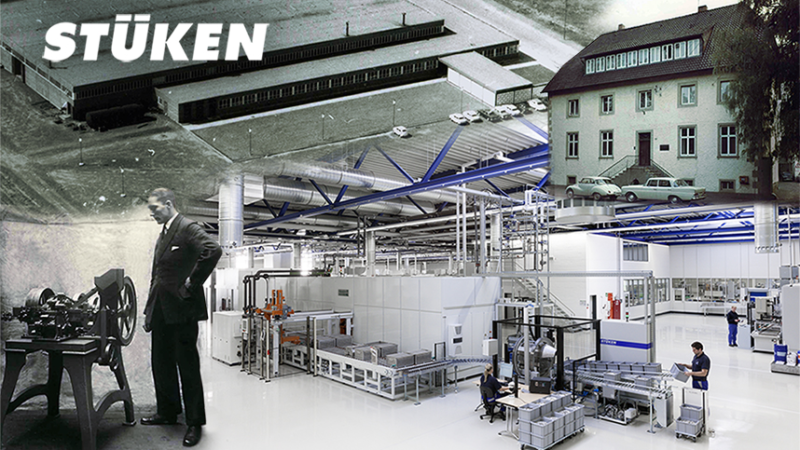 90 Years of STÜKEN – 90 Years of Technological Leadership and Innovation