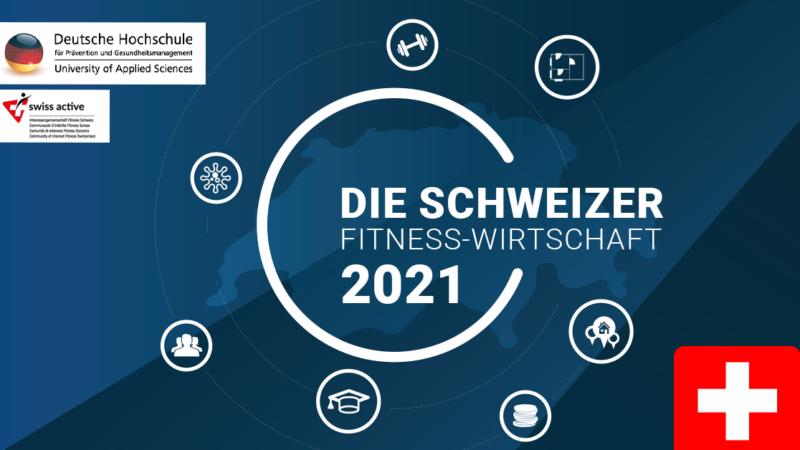 Die Schweizer Fitness-Wirtschaft im ersten Halbjahr 2021