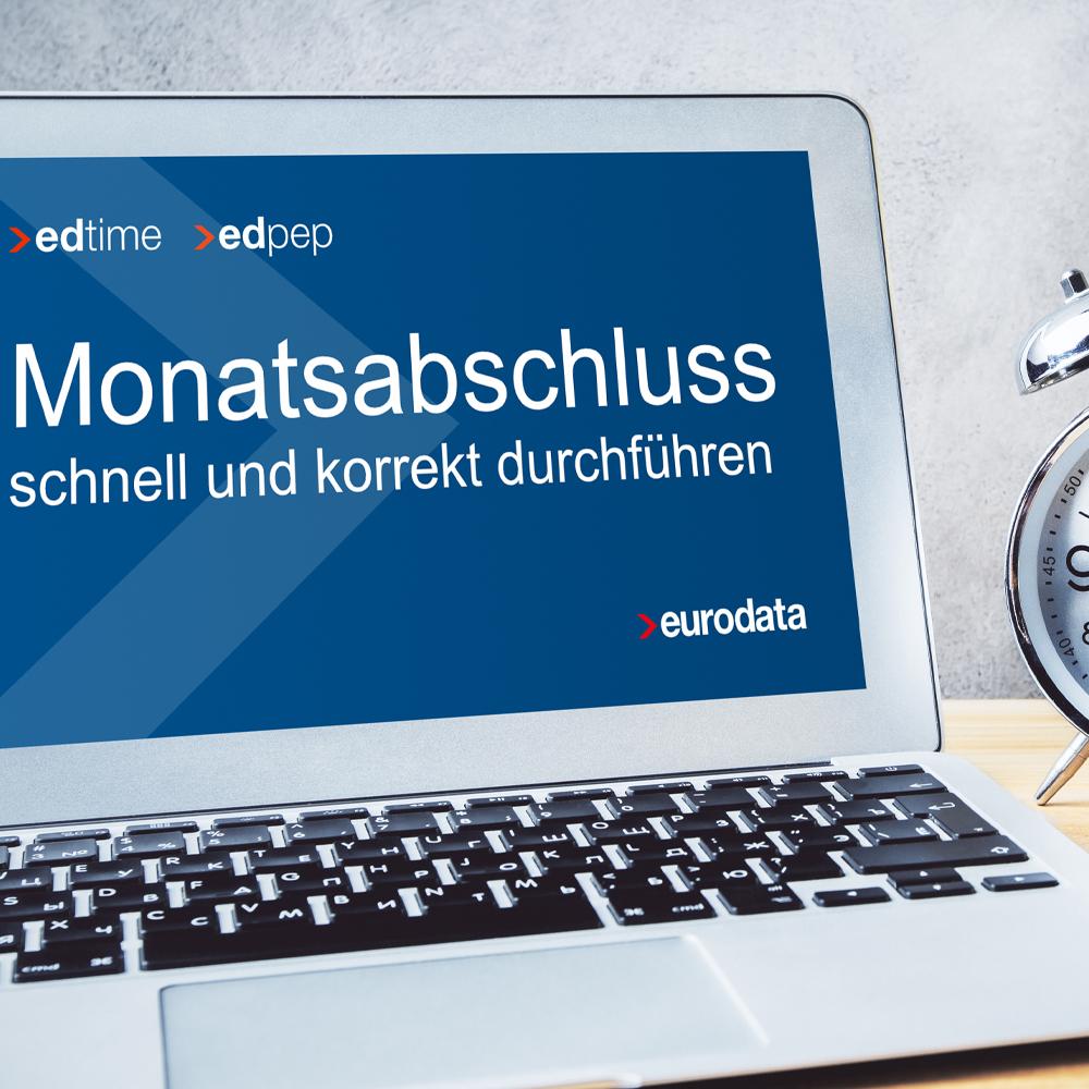 Kostenloses Web-Seminar zum Monatsabschluss