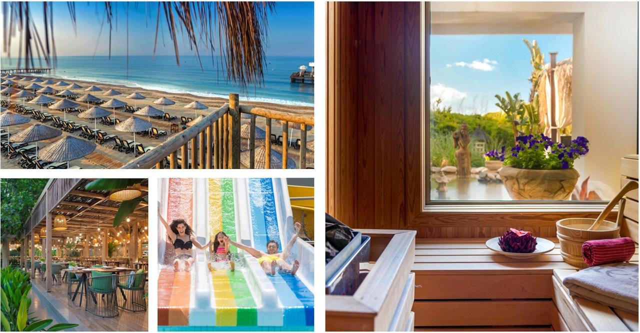 """Das ELA Quality Resort Belek erhält Auszeichnung als """"Bestes Resort an der türkischen Mittelmeerküste"""""""