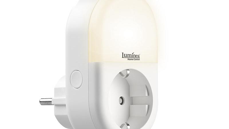 Luminea Home Control WLAN-Steckdose SF-100.nl