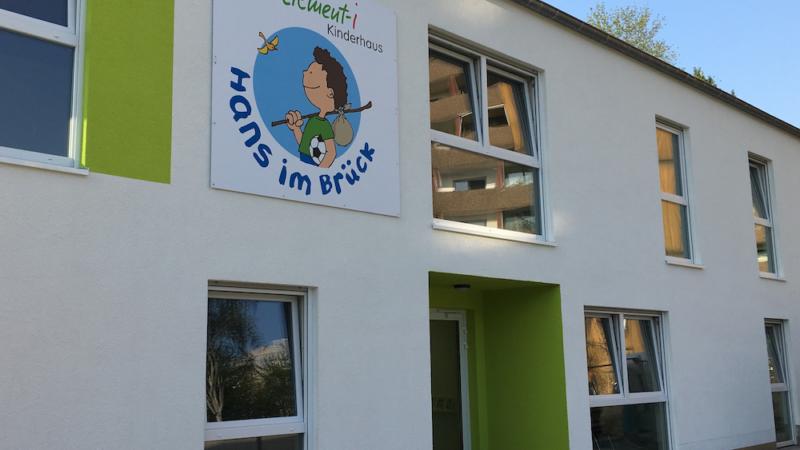 Neues element-i Kinderhaus in Köln-Brück eröffnet