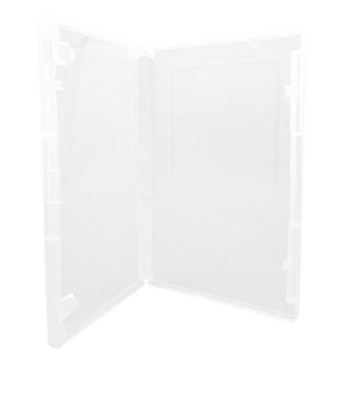 Kronenberg 24 stellt vor: Transparente Aufbewahrungsbox im DVD Format zum Selbstzusammenstellen