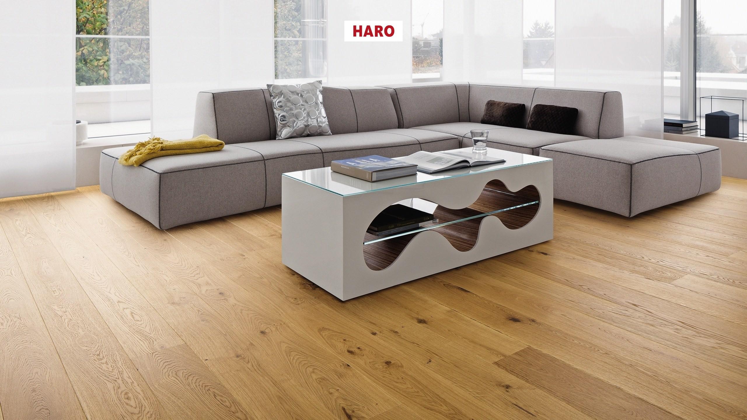 HARO 4000 Parkettboden – Parkett Qualität zum Wohlfühlen