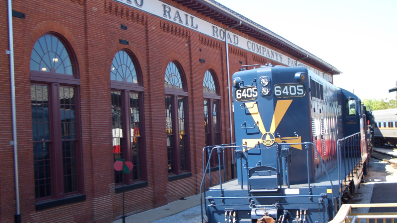 Von Eisenbahn-Nostalgie und Hochgeschwindigkeitszügen: Die Hauptstadtregion der USA auf Schienen entdecken