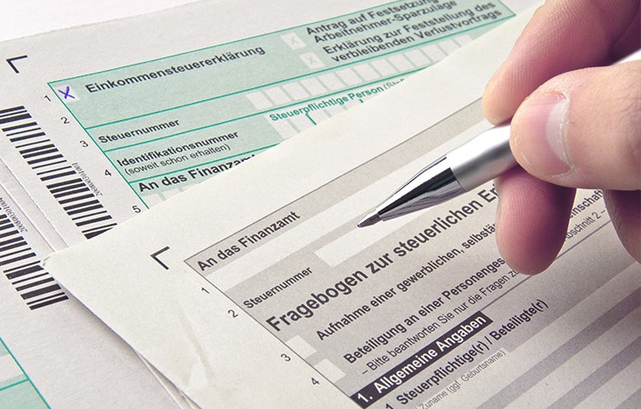 Muss die Steuererklärung elektronisch eingereicht werden?