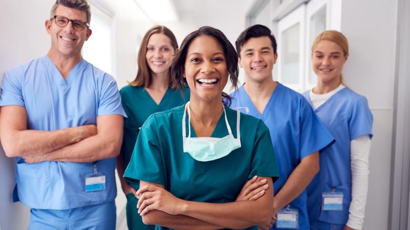 Gesundheit der Pflegekräfte stärken: #PflegeGoesTopfit
