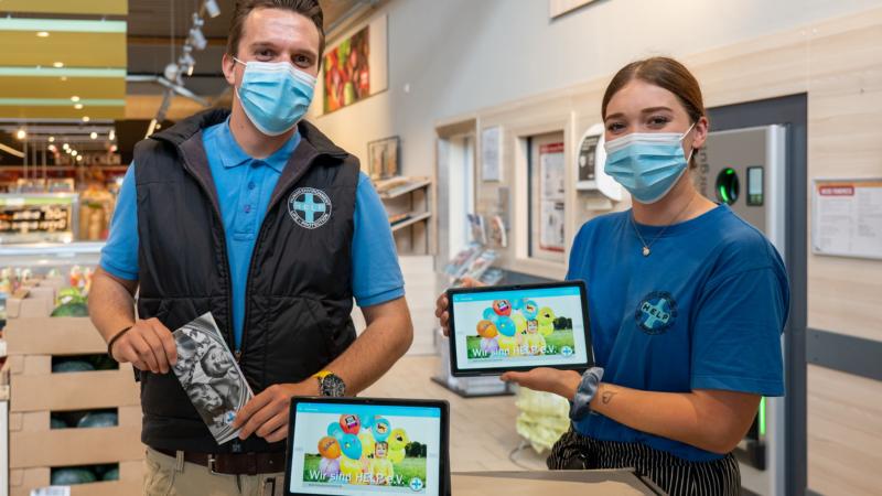 service94 GmbH setzt neue App beim Fundraising ein