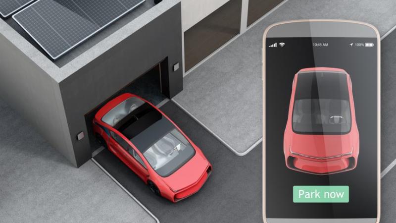 Valeo, NTT DATA und Embotech präsentieren Showcase für Automated Valet Parking auf der IAA