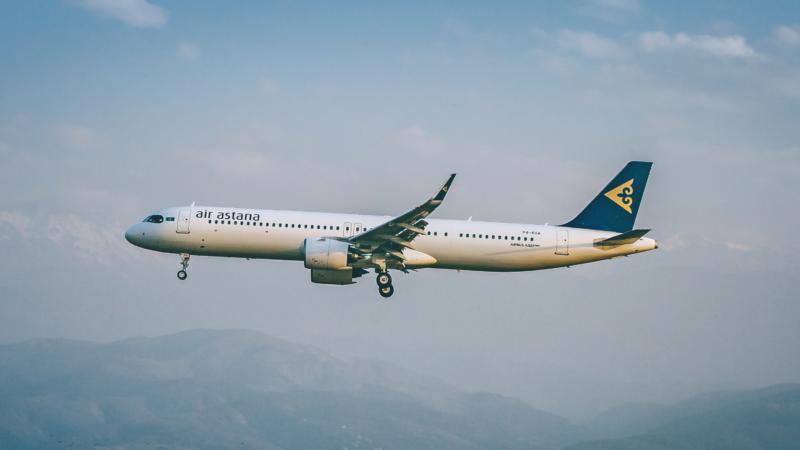 Air Astana fliegt wieder nach London