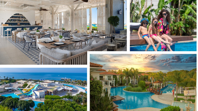 Kurzfristiger Urlaub im ELA Quality Resort Belek